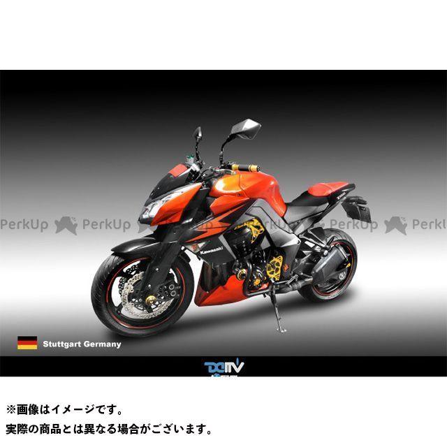 Dimotiv Z1000 ドレスアップ・カバー インジェクションカバー Z1000 カラー:ゴールド ディモーティブ