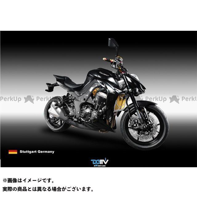Dimotiv Z1000 ドレスアップ・カバー インジェクションカバー Z1000 14 カラー:チタン ディモーティブ
