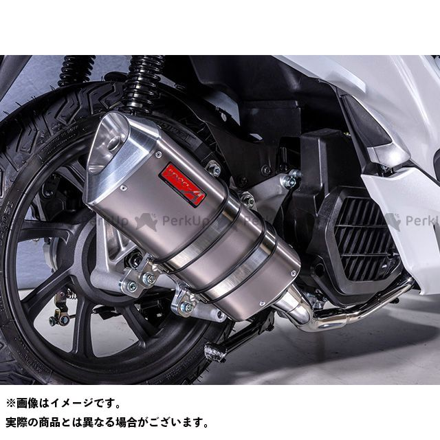 YAMAMOTO RACING PCX125 マフラー本体 18~PCX SPEC-A TYPE-SA ヤマモトレーシング
