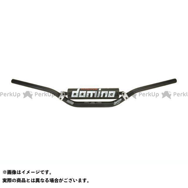 【エントリーで更にP5倍】domino 汎用 ハンドル関連パーツ オフロード ジュラルミンテーパーハンドル Ф28.6mm ハイタイプA(ブラック) ドミノ