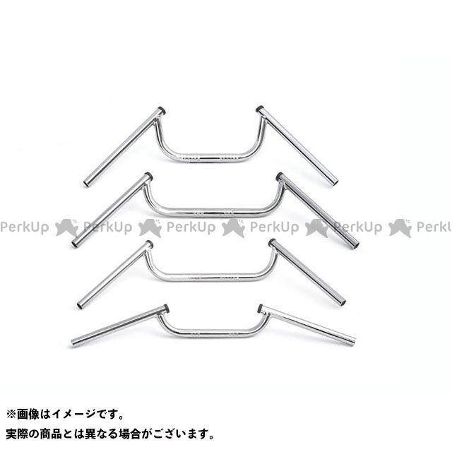 domino 汎用 ハンドル関連パーツ オンロード Φ22.2mm クロームメッキ コンドルハンドル スタンダードタイプ サイズ:A740/B150/C21/D57/X84(mm) ドミノ