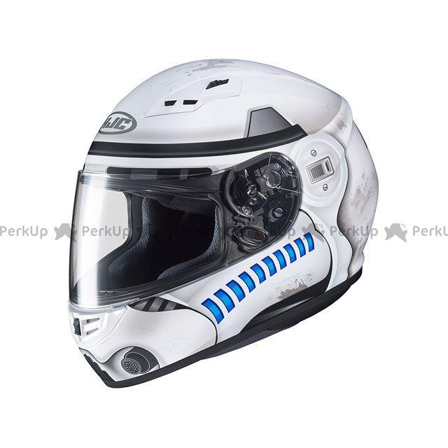 送料無料 HJC エイチジェイシー フルフェイスヘルメット HJH149 STARWARS CS-15 ストームトルーパー XL/61-62cm