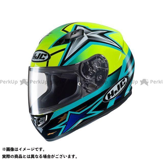 エイチジェイシー フルフェイスヘルメット HJH150 CS-15 トニ エリアス 24 サイズ:S/55-56cm HJC