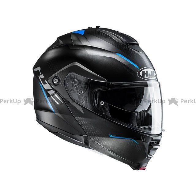 送料無料 HJC エイチジェイシー フルフェイスヘルメット HJH151 IS-MAX II ドーバ(ブラック/ブルー) M/57-58cm