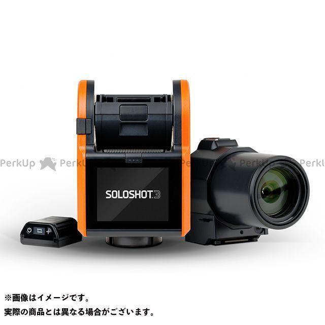 ソロショット 電子機器類 SOLOSHOT3 自動追尾ロボットビデオカメラOptic65 光学65倍ズームカメラ付属スターターキット SOLOSHOT