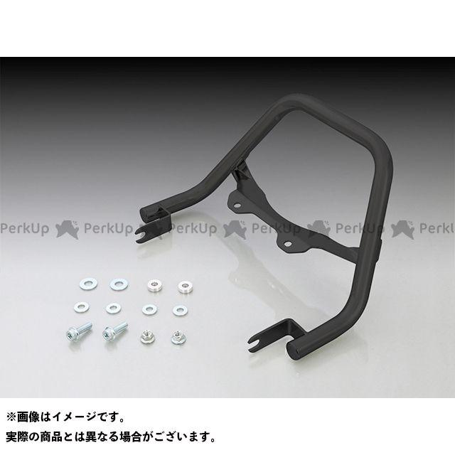 KITACO モンキー125 タンデム用品 グラブバー(ブラック) キタコ