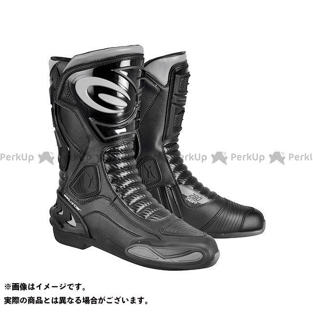 エグザスター レーシングブーツ E-SBR280WV2 レーシングブーツ(ブラック/グレー) 41/26.0cm EXUSTAR