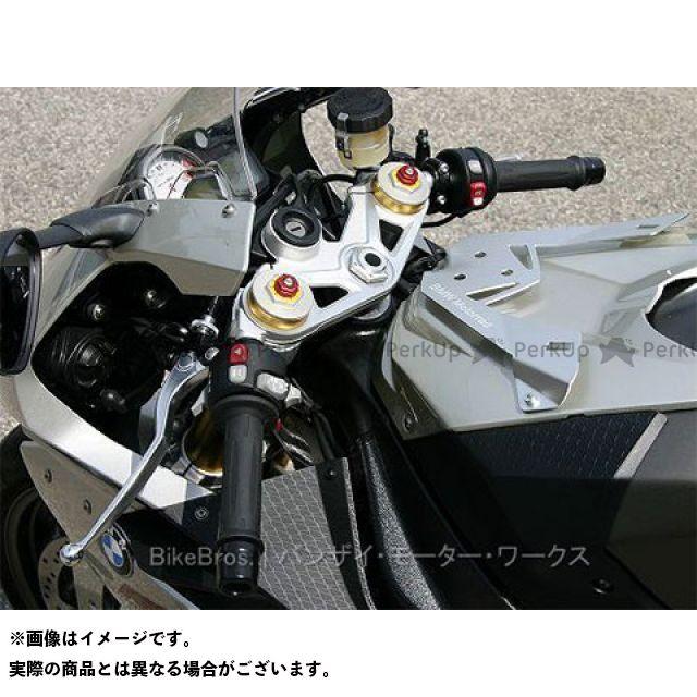 ヒリバース S1000RR ハンドル周辺パーツ BMW S1000RR ハンドルポジション調整キット