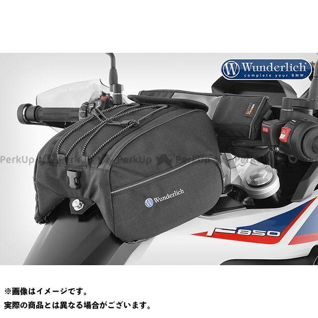 Wunderlich F750GS F850GS ツーリング用バッグ タンクバック Elephant 「SPORT Edition」(ブラック) ワンダーリッヒ