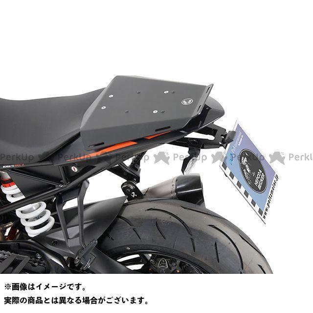HEPCO&BECKER キャリア・サポート タンデムシート置換型リアラック「Speedrack EVO」(ブラック)  ヘプコアンドベッカー