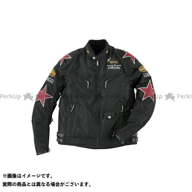 BATES ジャケット BSP-4SS ナイロンジャケット(レッド) サイズ:M ベイツ