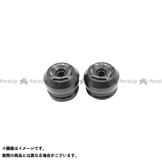 【特価品】RIDEA Z900RS Z900RSカフェ スライダー類 フロントアクスルスライダー(ブラック) リデア