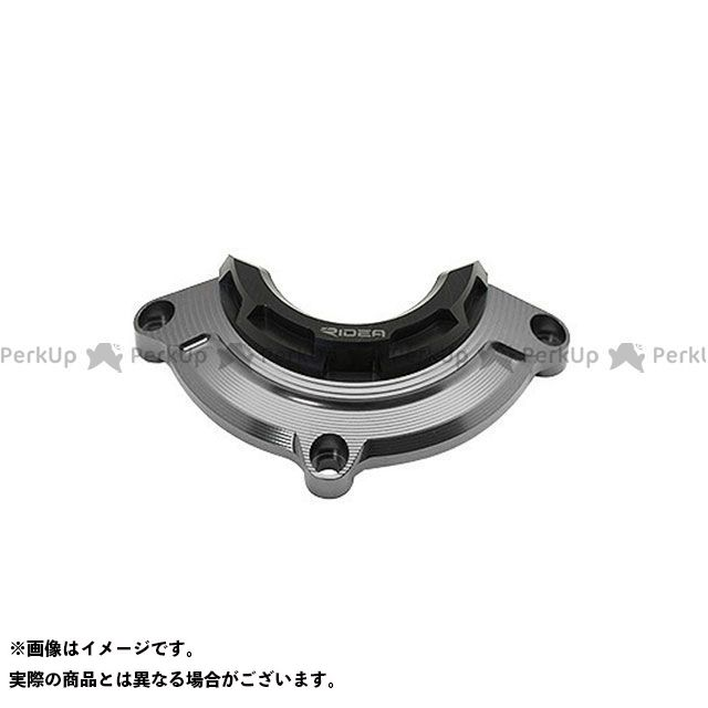 【特価品】RIDEA GSX-S750 エンジンカバー関連パーツ エンジンカバー 右1(チタン) リデア