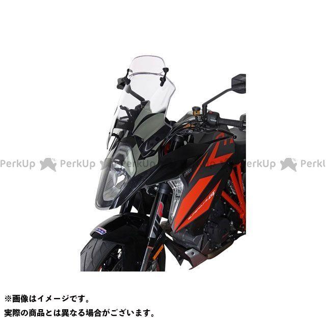 送料無料 エムアールエー 1290 スーパーデュークGT スクリーン関連パーツ X-Creen(クリア)