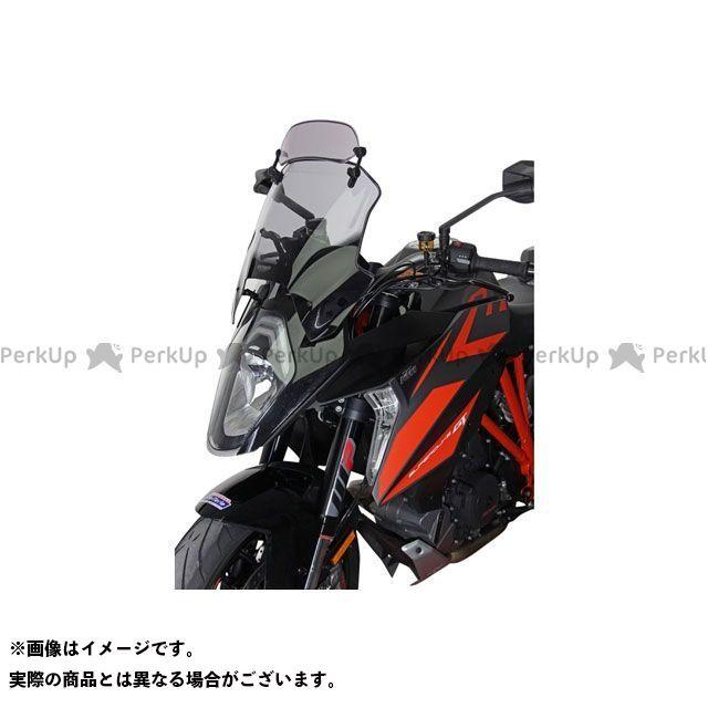 【エントリーでポイント10倍】送料無料 MRA 1290 スーパーデュークGT スクリーン関連パーツ X-Creen(スモーク)