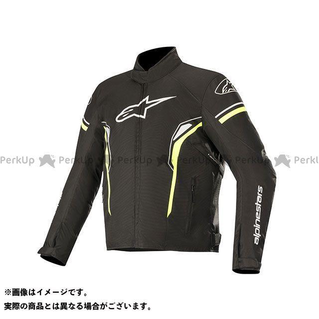 アルパインスターズ ジャケット T-SP-1 ウォータープルーフ ジャケット(ブラック/イエローフロー) サイズ:M Alpinestars