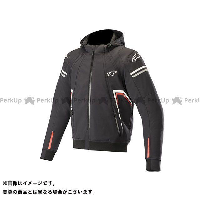 アルパインスターズ ジャケット セクター テック フーディー(ブラック/ホワイト/レッド) サイズ:L Alpinestars