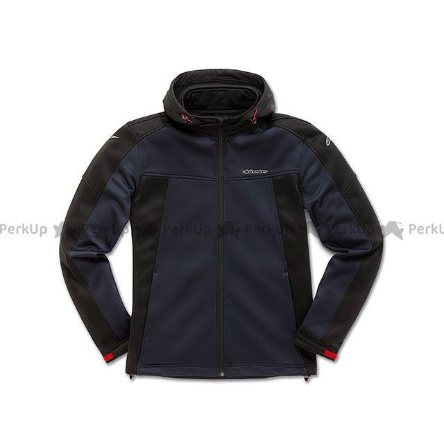 送料無料 Alpinestars アルパインスターズ カジュアルウェア ストラティファイド ジャケット(ネイビー/ブラック) S