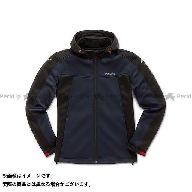 アルパインスターズ カジュアルウェア ストラティファイド ジャケット(ネイビー/ブラック) サイズ:L Alpinestars