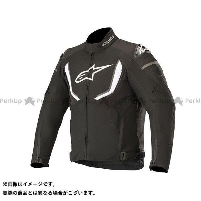 Alpinestars ジャケット T-GP R ウォータープルーフ ジャケット(ブラック/ホワイト) サイズ:2XL Alpinestars