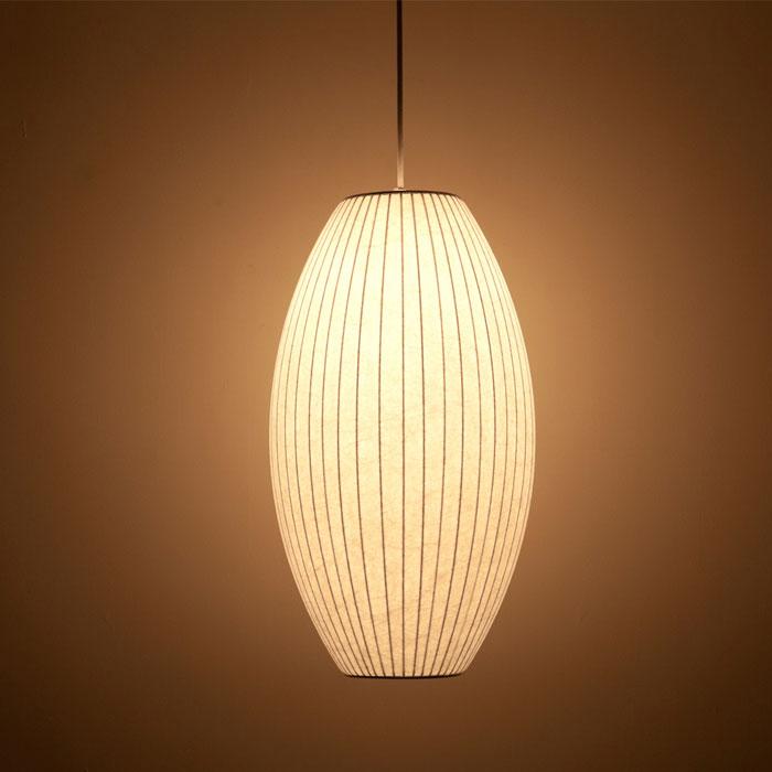 ジョージネルソン バブルランプ CigarLamp ペンダントライト 天井照明 DAIVA