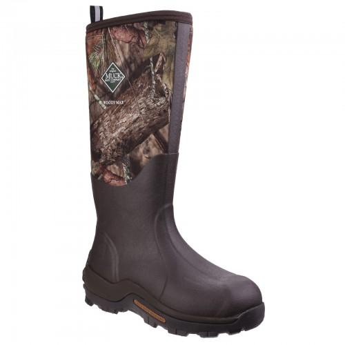 (マックブーツ) Muck Boots ユニセックス ウッディー マックス 寒冷気候向け ハンティングブーツ 長靴 レインブーツ 男女兼用 【海外直送】