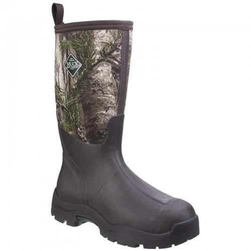 (マックブーツ) Muck Boots ユニセックス ダーウェント 多目的 フィールドブーツ 長靴 レインブーツ 男女兼用 【海外直送】