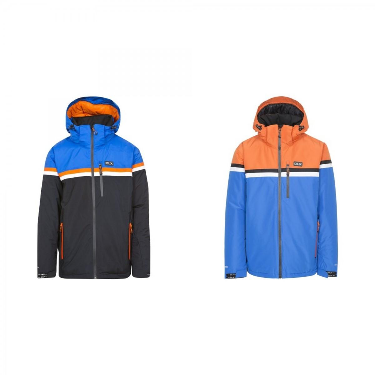 (トレスパス) Trespass メンズ Niven デラックス 防水 スキー ジャケット 防寒 フード付き ジャケット アウター 【海外直送】