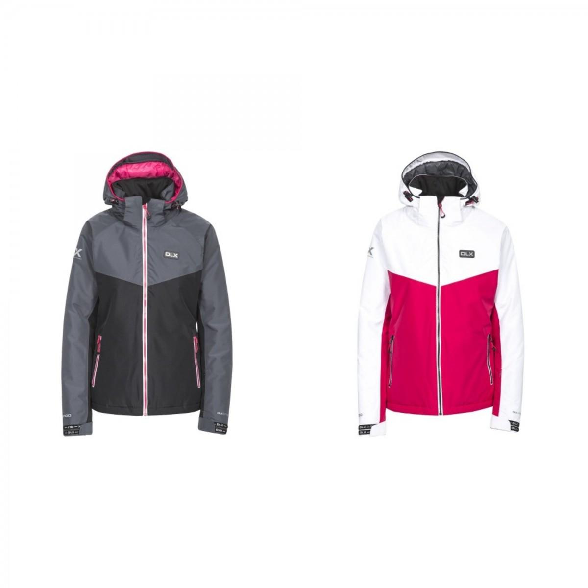 (トレスパス) Trespass レディース Crista 防水 デラックス スキージャケット 防寒 フード付き アウター 【海外直送】