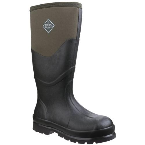 (マックブーツ) Muck Boots ユニセックス チョア 2K 多目的 ファーム&ワークブーツ 長靴 作業ブーツ 男女兼用 【海外直送】