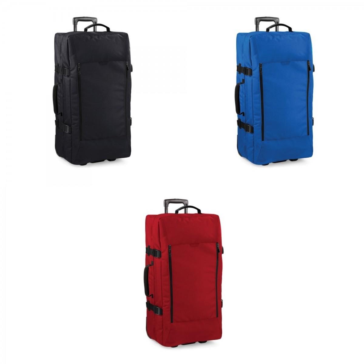 (バッグベース) Bagbase Escape デュアルレイヤー ラージ キャビン ウィーリー トラベルバッグ スーツケース 旅行鞄 (95L) 【海外直送】