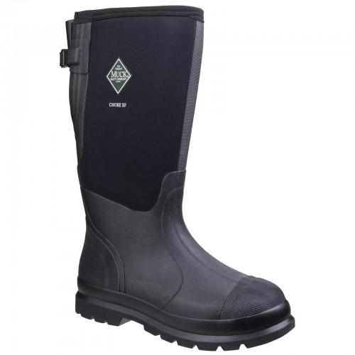 (マックブーツ) Muck Boots メンズ Chore XF ガセット クラシック ワークブーツ 長靴 レインブーツ 男性用 【海外直送】