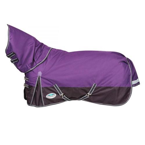 (ウェザビータ) Weatherbeeta 馬用 Comfitec ミディアム/ライト プラス ダイナミック ネックが外せる ターンアウトラグ 馬着 乗馬 ホースライディング 【海外直送】