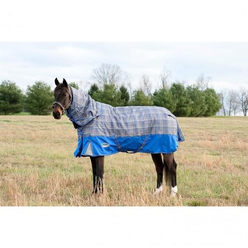 (ウェザビータ) Weatherbeeta 馬用 Comfitec ミディアム プレミア フリー ネックが外せる ターンアウト ラグ 乗馬 ホースライディング 【海外直送】