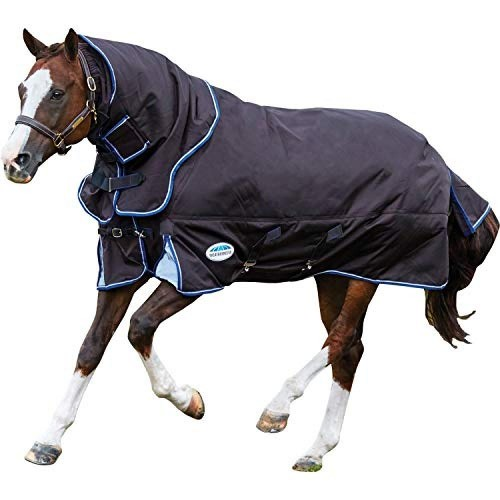 (ウェザビータ) Weatherbeeta 馬用 Comfitec ミディアム ウルトラCozi ネックが取り外せる ターンアウトラグ 馬用 乗馬 ホースライディング 【海外直送】