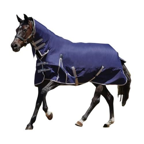 (ウェザビータ) Weatherbeeta 馬用 Comfitec ライト エッセンシャル コンボネック ターンアウトラグ 馬着 乗馬 ホースライディング 【海外直送】