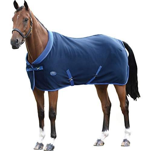 (ウェザビータ) Weatherbeeta 馬用 スタンダードネック ダブルボンデッド フリースラグ II 馬着 乗馬 ホースライディング 【海外直送】