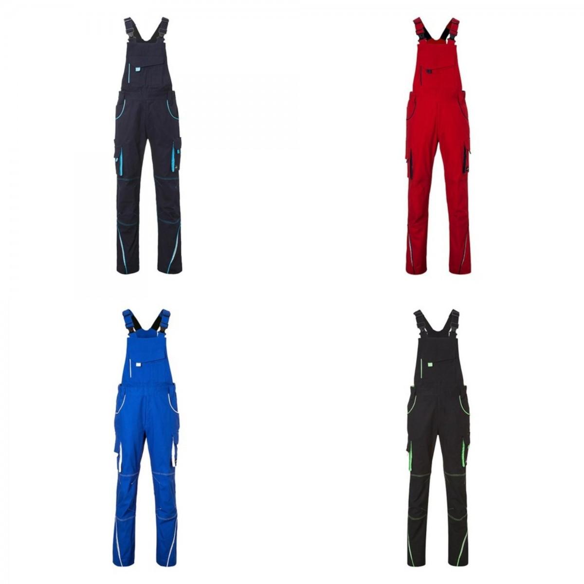 (ジェームズ・アンド・ニコルソン) James & Nicholson ユニセックス Workwear Level 2 作業用 オーバーオール つなぎ サロペット 作業服 【海外直送】