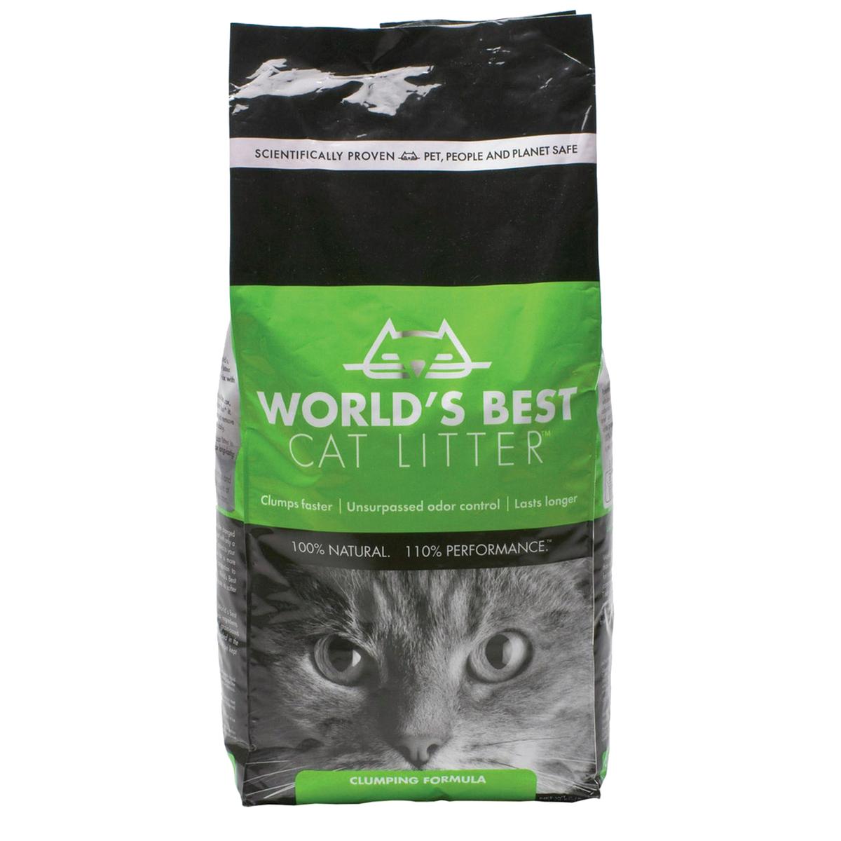 (エムピーエム·プロダクツ) MPM Products 猫ちゃん用 Worlds Best キャットリッター 猫砂 猫用トイレ ペット用品 【楽天海外直送】