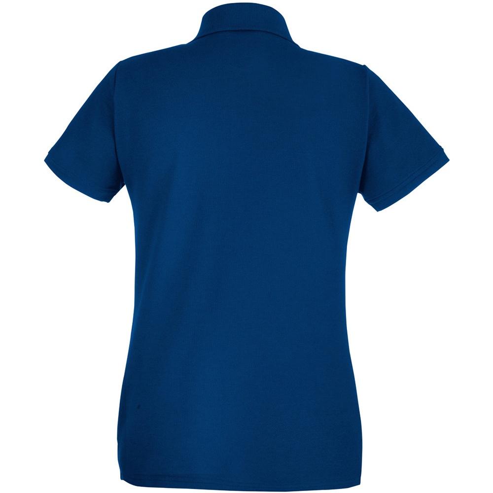 10,Black Lady-Fit Premium Poloshirt S