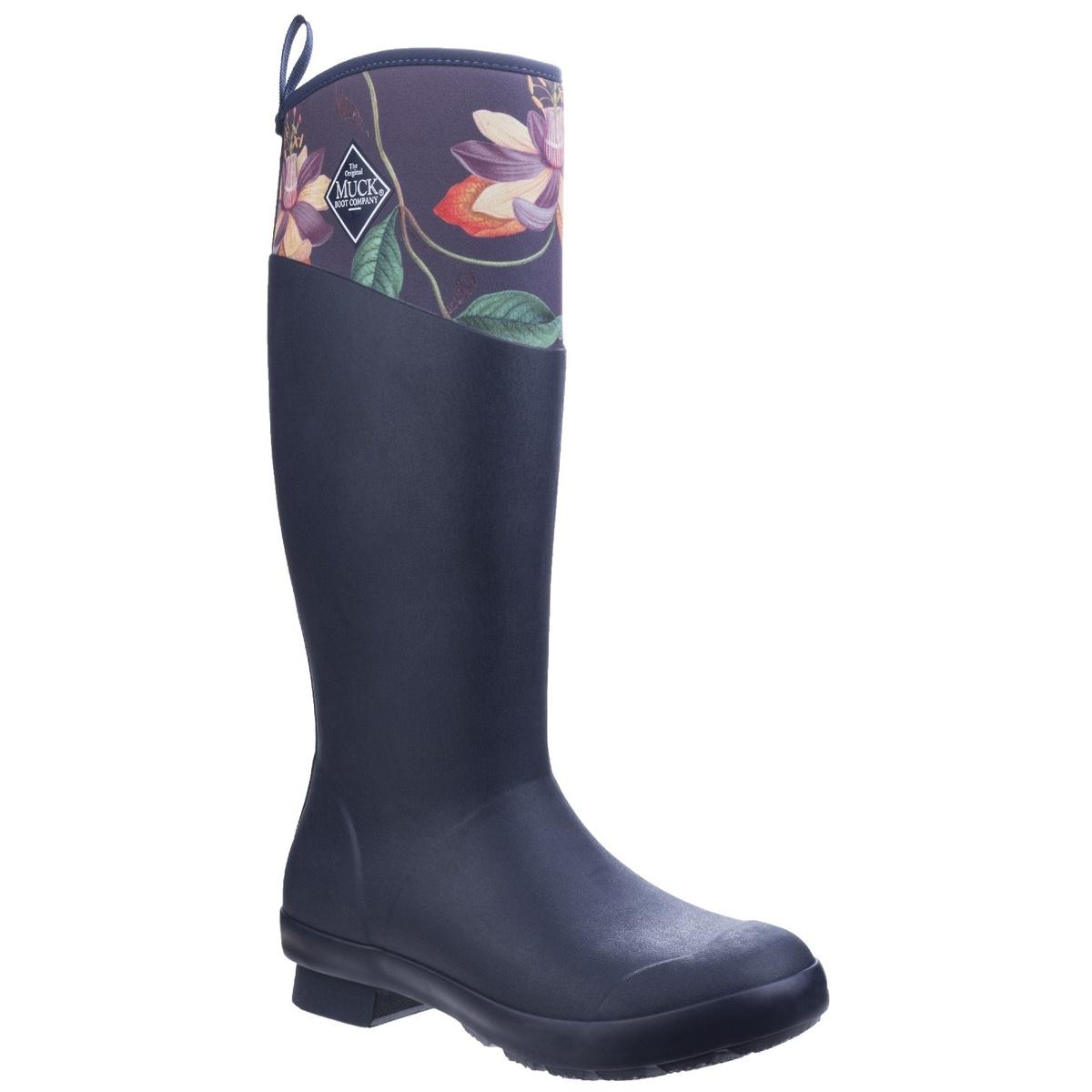 (マックブーツ) Muck Boots レディース Tremont RHS プリント柄 防水 ウェリントンブーツ 婦人長靴 ガーデニング 女性用 【海外直送】