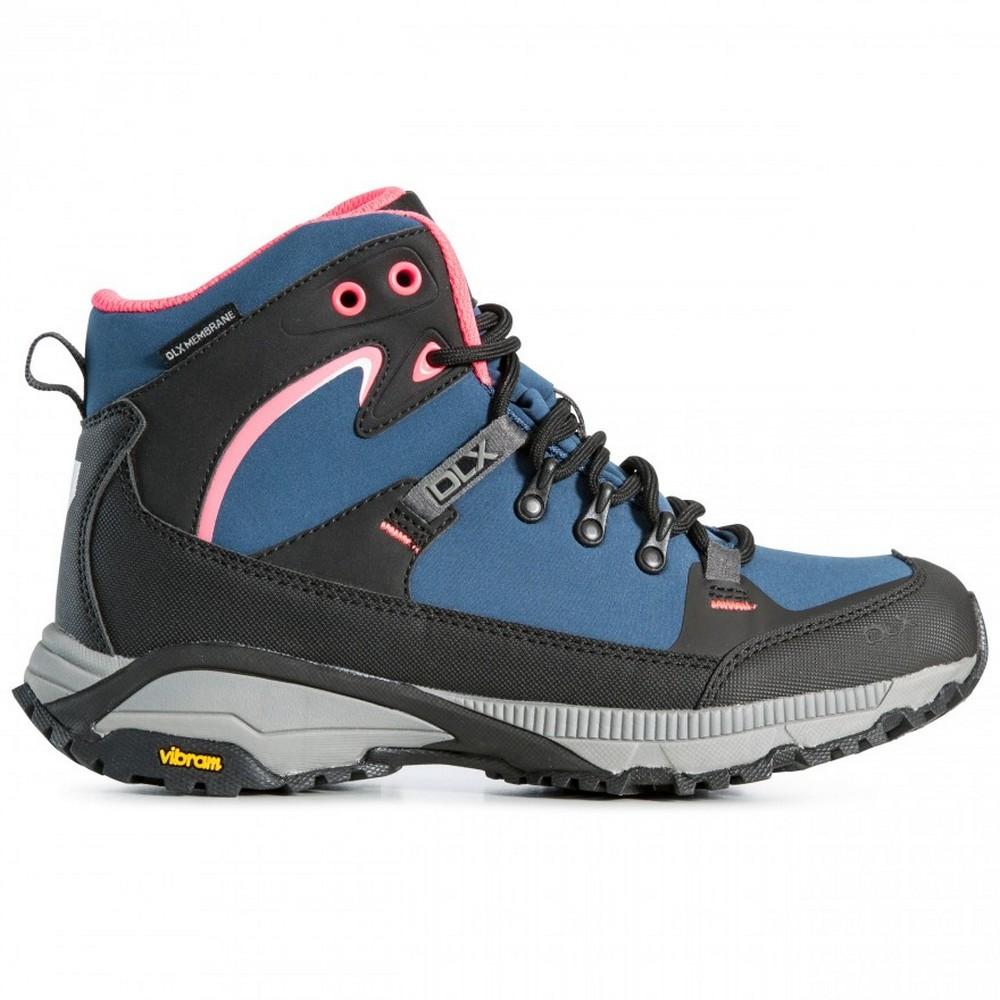 (トレスパス) Trespass レディース Arlington 防水 ソフトシェル ハイキングブーツ 婦人靴 アウトドア 女性用 【海外直送】