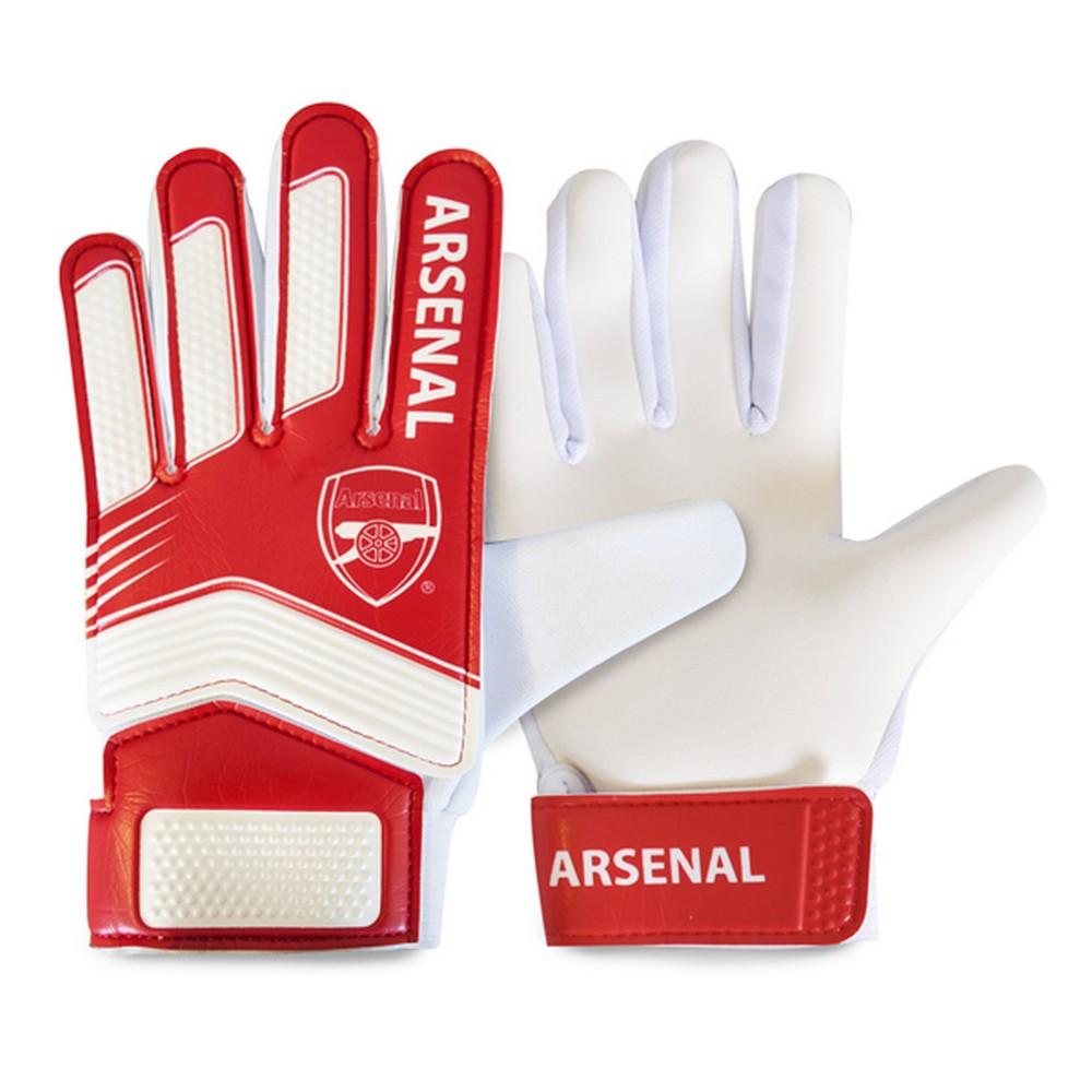手袋 フットサル GK ユニフォーム サッカー アーセナル フットボールクラブ キッズ FC 完売 子供用 Arsenal 実物 オフィシャル商品 海外直送 ゴールキーパーグローブ