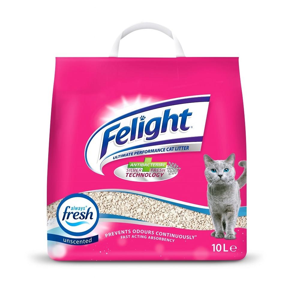 (ボブ·マーチン) Bob Martin ネコちゃん用 Felight  固まりにくい キャットリッター 猫砂 トイレ ペット用品 【楽天海外直送】