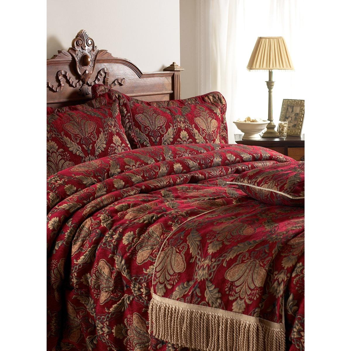 (リーヴァ・ホーム) Riva Home シーラーズ ベッドスプレッド 装飾用ベッド掛け インテリアのアクセント おしゃれ 【海外直送】