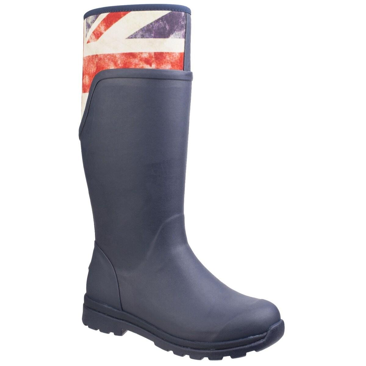 (マックブーツ) Muck Boots レディース Cambridge ウェリントンブーツ 防水 婦人長靴 ガーデニング 女性用 【海外直送】
