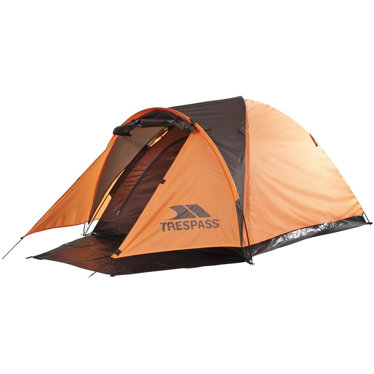 (トレスパス) Trespass Tarmachan 2人用 ダブルスキン テント キャンプ アウトドア 【海外直送】