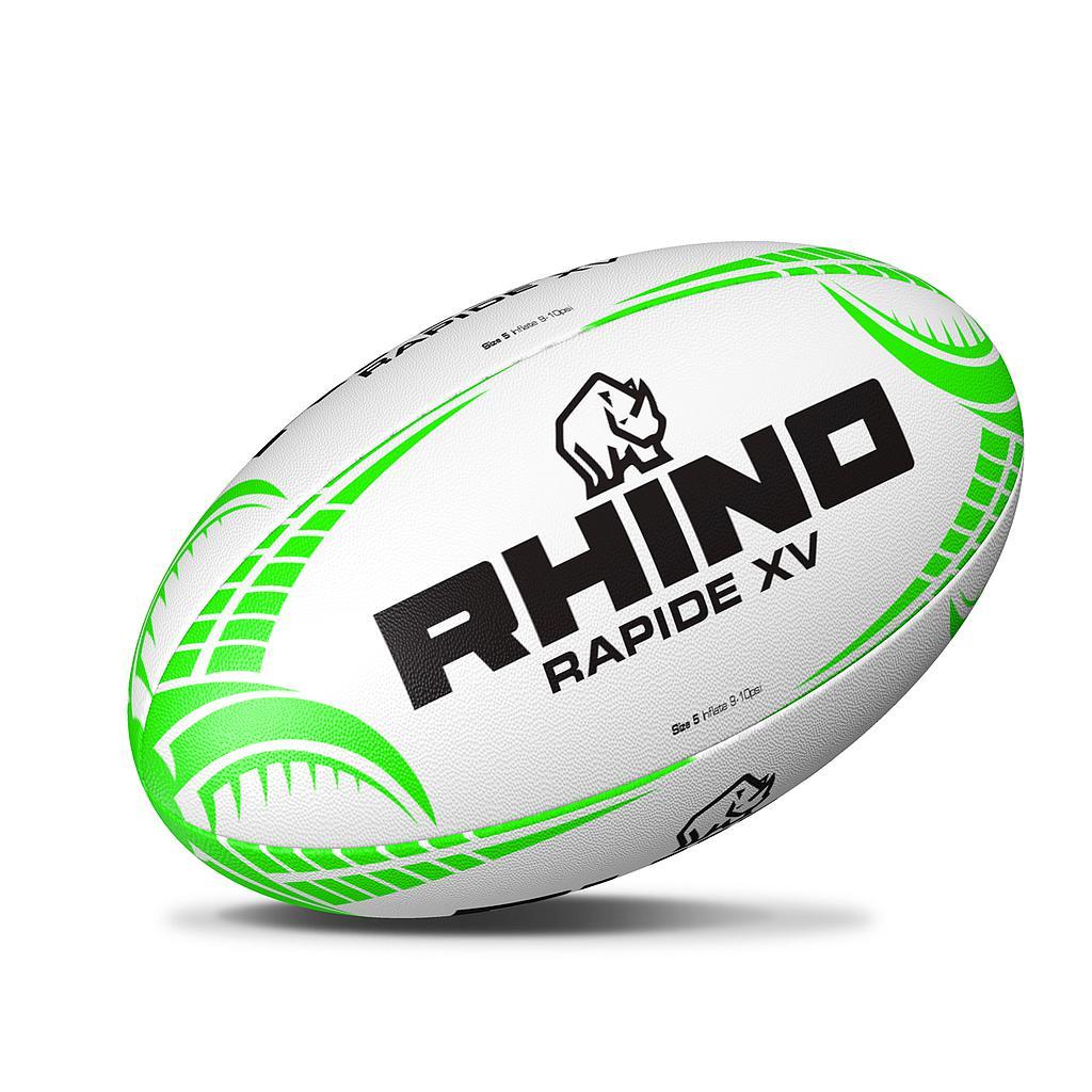 スポーツ用品 完全送料無料 ラグビー トレーニング用品 練習用品 トレーニング ライノー Rapide 買い物 海外直送 XV ラグビーボール Rhino