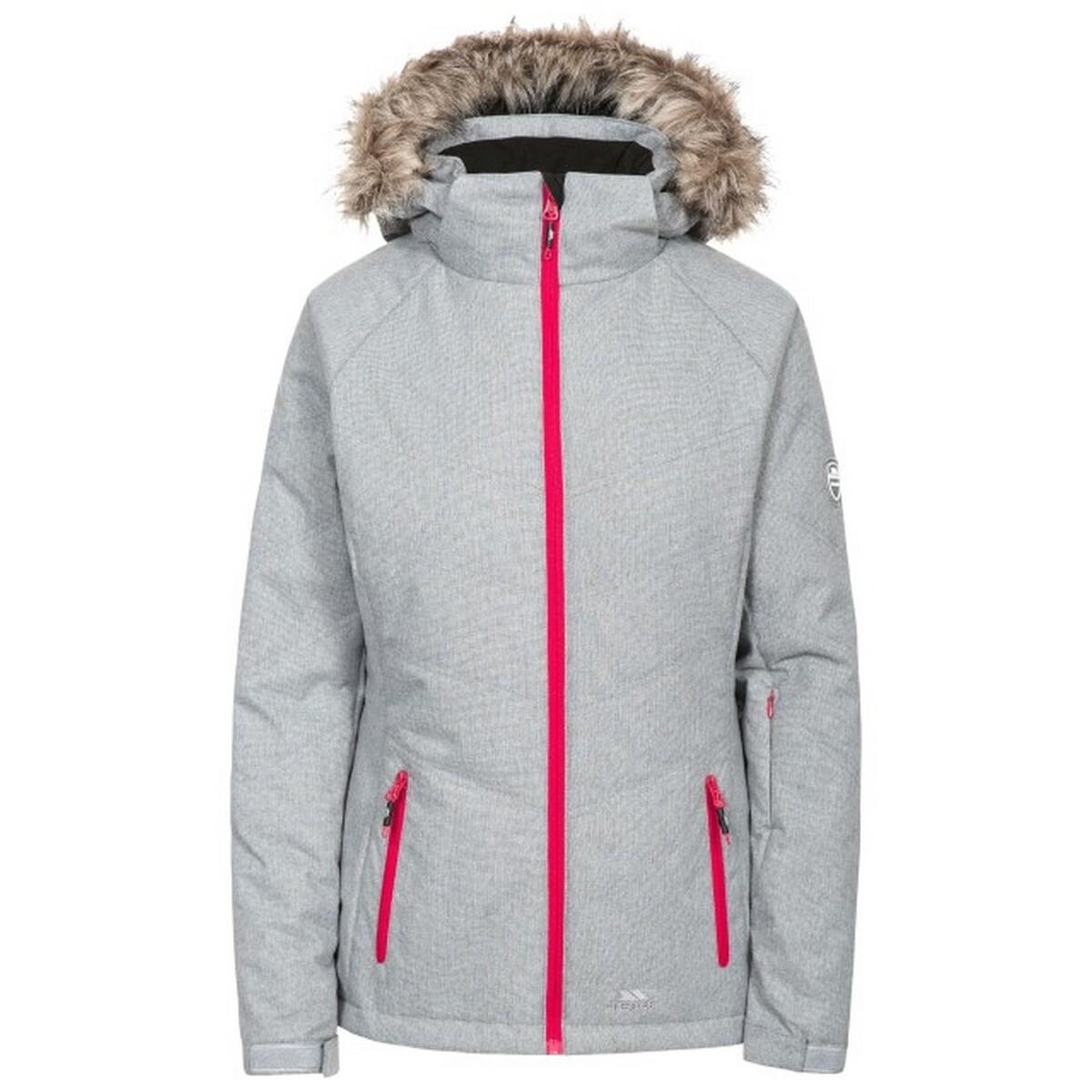 スノボ パーカジャケット 防水 ジャンパー スノージャケット (トレスパス) Trespass レディース Always スキーウェア ジャケット アウター 【海外直送】