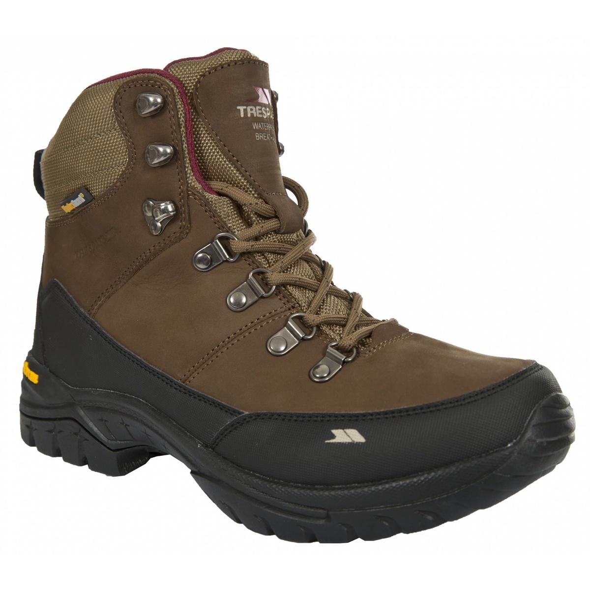 (トレスパス) Trespass レディース Kenter ミドルカット 防水 ハイキングブーツ 婦人靴 アウトドアシューズ 女性用 【海外直送】